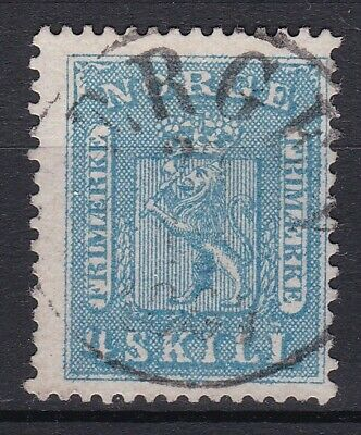 Norway no 8 Ia, --Bergen-- cancel
