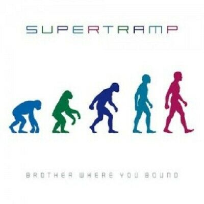 Supertramp - Brother Where You Bound (Remastered)  Cd 6 Tracks Pop  New
