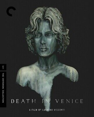 Criterion Collection: Death In Venice [New Blu-ray] 4K Mastering, Restored, Sp