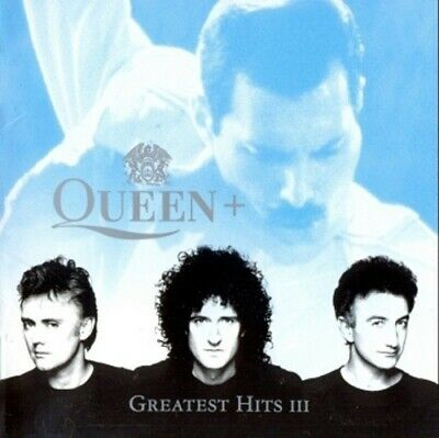 1-Cd Queen - Greatest Hits Iii (Condition: New)