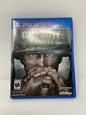 Call of Duty WWII PS4 PlayStation 4 World War 2 WW2