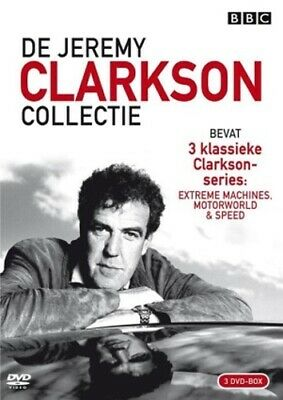 3-Dvd Special Interest - Jeremy Clarkson Collection (Condition: New)