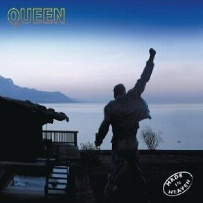 """Queen """"made In Heaven"""" Cd 2011 Remastered New"""