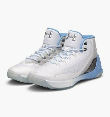 634bf6e9a84 NWOB UNDER ARMOUR Curry 3 Men s Mid Top Basketball Shoes