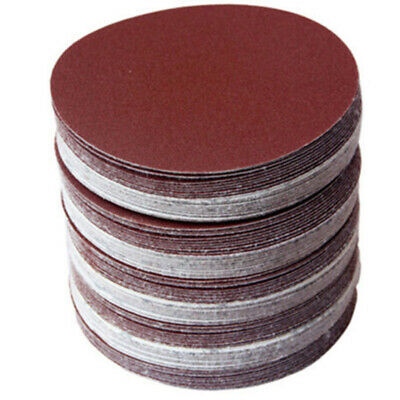50pcs 7 Inch Sanding Discs Pad Kit For Drill Grinder Rotary Tools Polishing