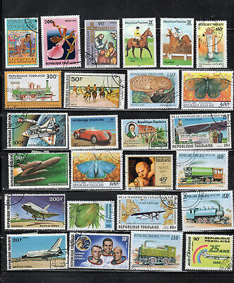 Togo  Africa Stamps   Used   Lot  39198Abc