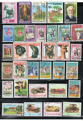 Togo  Africa Stamps   Used   Lot  392000