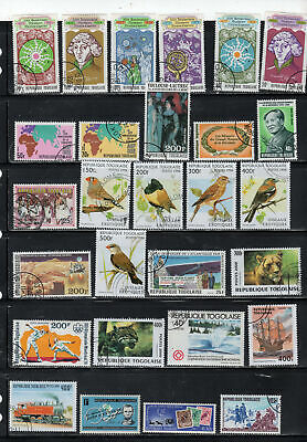 Togo  Africa Stamps   Used   Lot  392005
