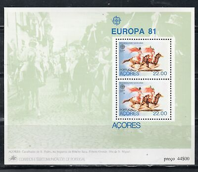 Portugal Acores Azores  Stamps Sheet Mint Never Hinged    Lot  39244