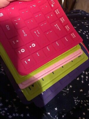 Asus 14 Inch Keyboard Cover 5pc Silicone