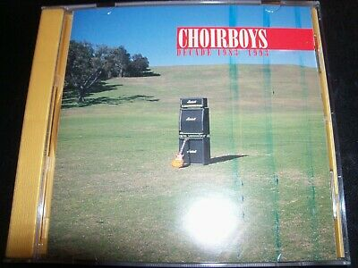 The Choirboys Decade 1983 - 1993 Greeatest Hits Best Of CD - Like New