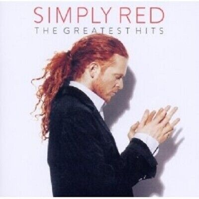 """Simply Red """"The Greatest Hits"""" Cd New"""