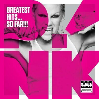 P!nk (Pink) - Greatest Hits...So Far!!! CD NEW