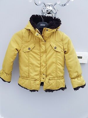 Catimini girls coat Age 6 Years old