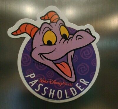 WDW Figment Magnet Annual Passholder Epcot Festival of the Arts 2019 Disney