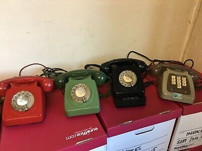 old fashioned telephones