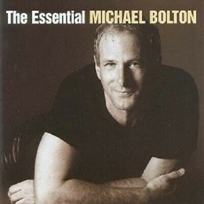 "Michael Bolton ""The Essential-Best Of"" 2 Cd New"