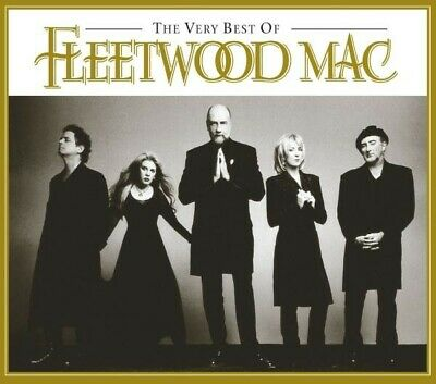 "Fleetwood Mac ""Very Best Of"" 2 Cd New"