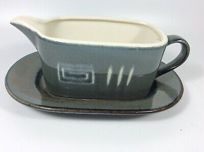 Mikasa  FIRESONG HP300 Gravy Boat and Underplate