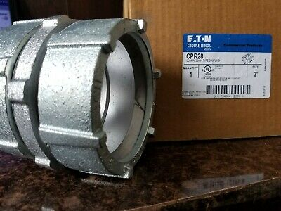 """Eaton Compression Coupling 3"""" CPR28"""