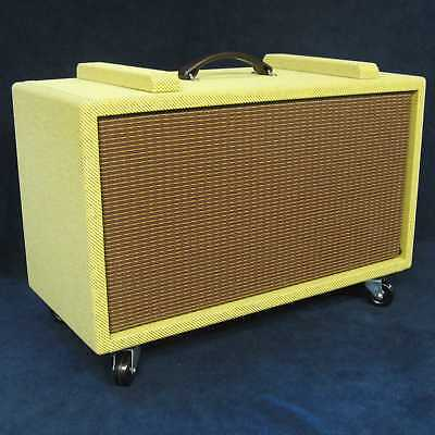 Handcrafted Amp Stand Storage Cabinet to Pair with Tweed Fender Guitar Amps