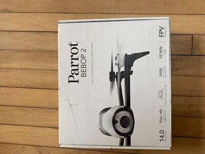 Parrot Bebop 2 Camera Drone Boxed With Xiaomi Mi 2 Usb Wifi Extender Free P&p