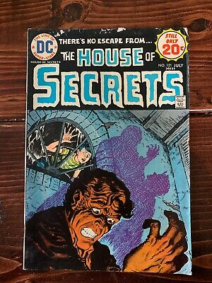House Of Secrets #121 DC Comics
