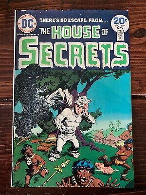 House Of Secrets #119 DC Comics