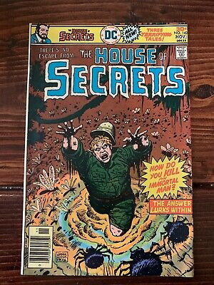 House Of Secrets #142 DC Comics