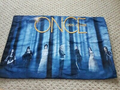 Once upon a Time pillow case brand new and unused