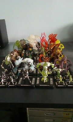 Monsterpocalypse Collection - monsters, units, buildings, ultra forms, elites