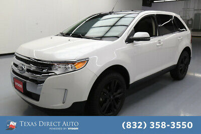 2012 Ford Edge Limited Texas Direct Auto 2012 Limited Used 3.5L V6 24V Automatic FWD SUV