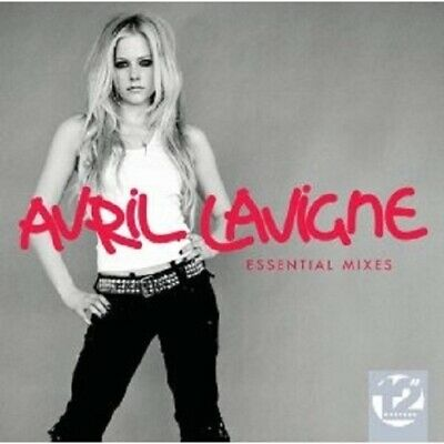 """Avril Lavigne """"12 Masters- The Essential Mixes"""" Cd New"""