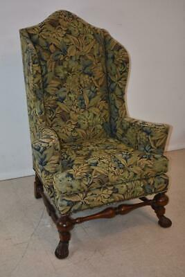 Oversize Wingback Chair Baker Furniture Stately Homes Collection
