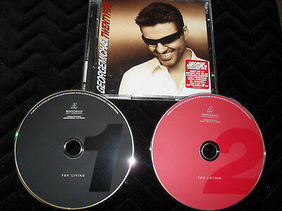 George Michael- Twenty Five- 2 Cd- Greatest Hits - Wham- Super Condition.