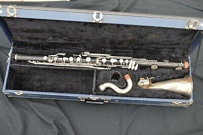 Noblet Bb Bass Clarinet