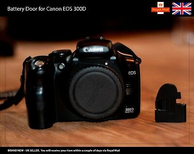 Battery Door / Cover / Lid for Canon EOS 300D Camera