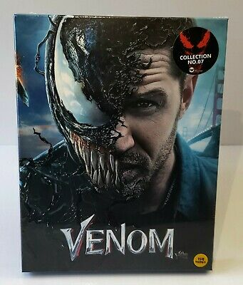 VENOM [4KUHD + 2D + BONUS DISC] Blu-ray STEELBOOK  [WeET COLLECTION] <#079/800>