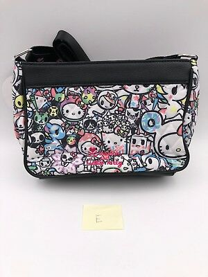 19f3145965fb TOKIDOKI X HELLO Kitty  Crossbody Bag (K1) -  47.00