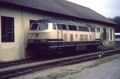Originaldia 218 001, Kempten, 08.1993