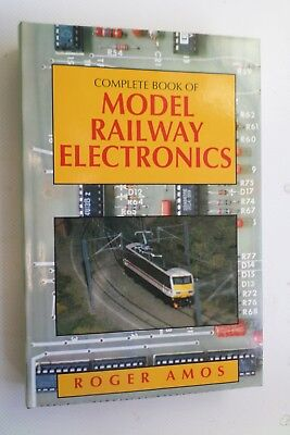 Super Roger Amos Complete Book Of Model Railway Electronics Psl Book Of Wiring 101 Akebretraxxcnl
