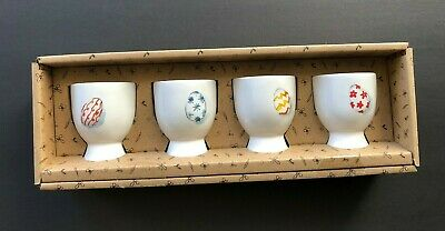 NEW Rae Dunn Pretty Decorated Easter Egg Holders Hard to Find!🐰NWT