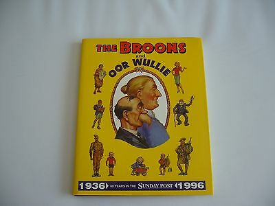 The Broons and Oor Wullie 1936-1996 - 60 years in the Sunday Post Year 1996