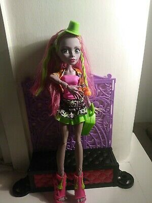 Monster High Marisol Coxi Doll daughter of bigfoot