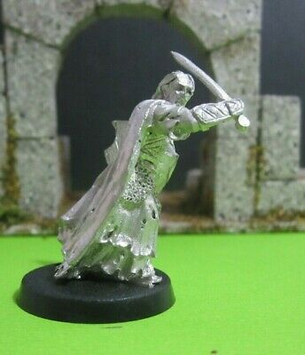 Warhammer LOTR -Army of the Dead, Swordsman RARE, without helm, METAL