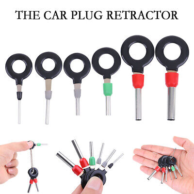 Practical Crimp Pin Extractor Kit Pick Connector Car Terminal Removal Tool
