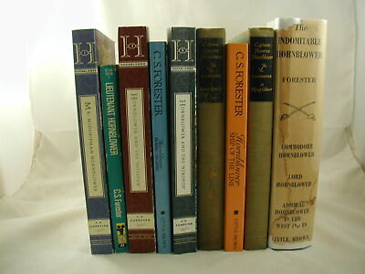 C S Forester Complete Horatio Hornblower Series 11 Books British Naval History