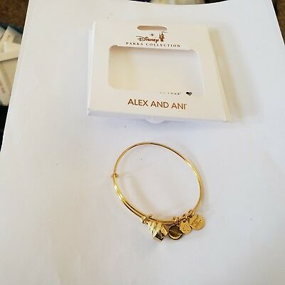 Disney Alex And Ani Dole Whip Gold Bracelet Sold Out