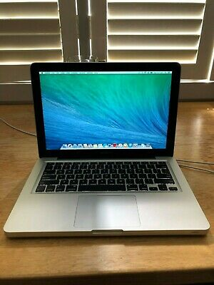 "Apple MacBook Pro 13"" Laptop - MD101LL/A (Mid - 2012)"