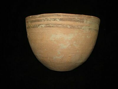 AMAZING!   ANCIENT PAINTED JUG BOWL! FROM EARLY BRONZE AGE! 3000BC~~~no reserve
